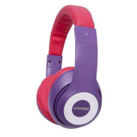 Headset Life Series Purple Maxprint